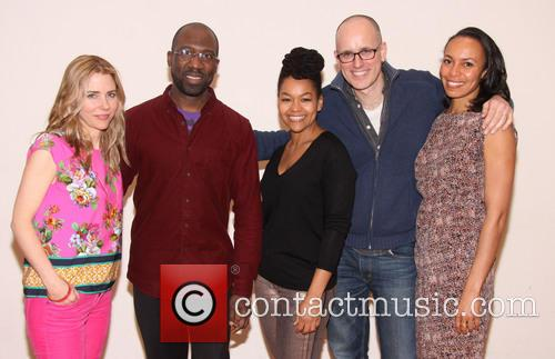 The Call, Kerry Butler, Russell G. Jones, Crystal A. Dickinson, Kelly Aucoin and Eisa Davis 6
