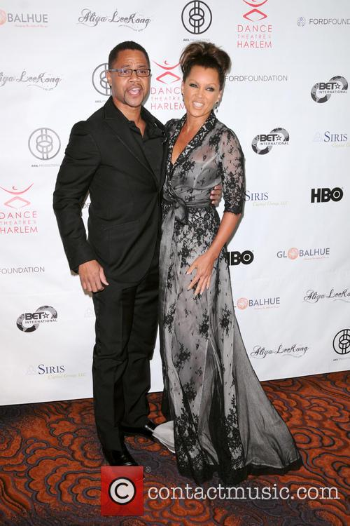 Vanessa L. Williams and Cuba Gooding Jr. 5