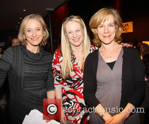 Caroline Goodall, Sarah Berger and Juliette Stevenson 2