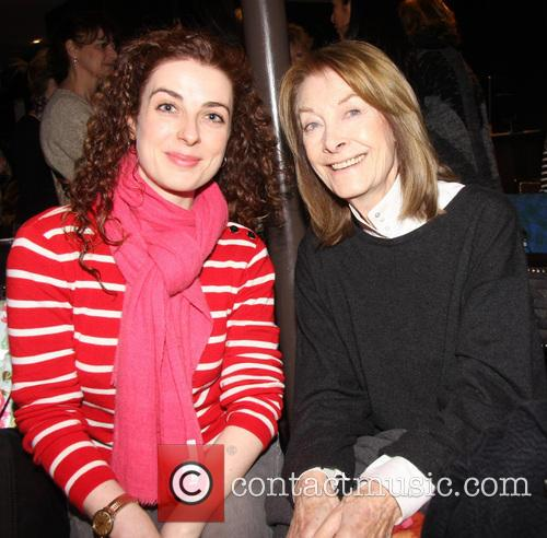 Sophie Scott and Jean Marsh