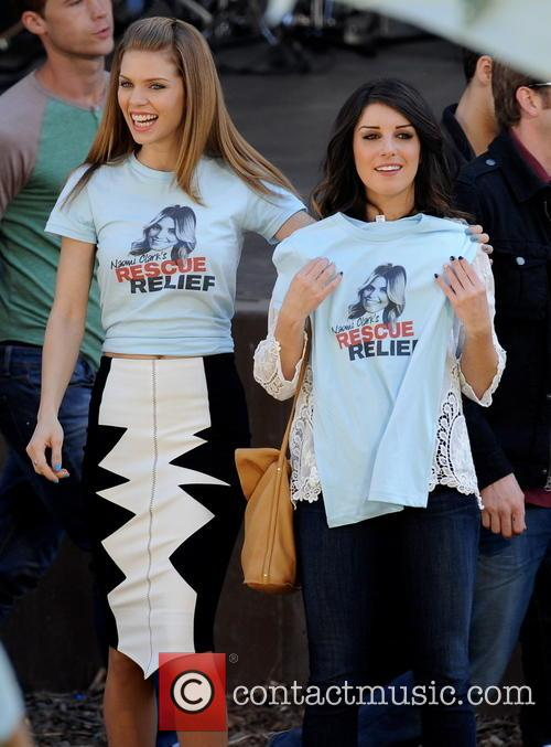 Annalynne Mccord and Shenae Grimes 6