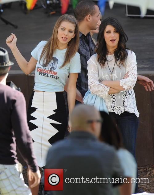 AnnaLynne McCord and Shenae Grimes 11