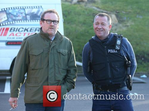 Colm Meaney and Sean Pertwee 2