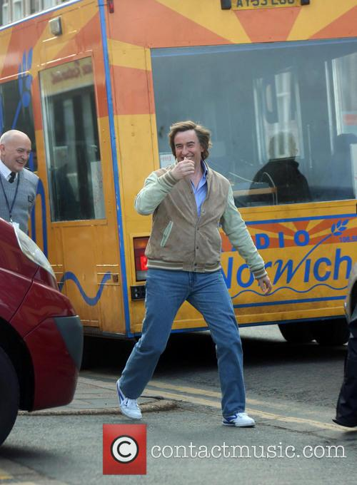 steve coogan alan partridge the movie filming 3531072