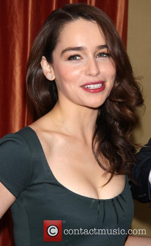 emilia clarke press conference for breakfast at 3531116