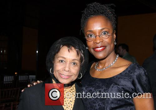 Micki Grant and Charlayne Woodard 1