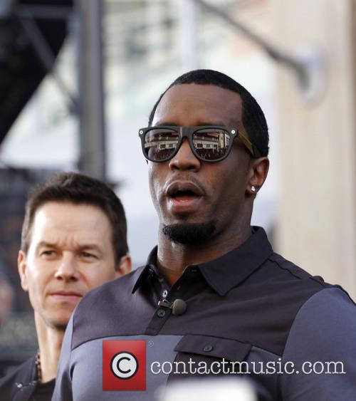 Sean 'diddy' Combs and Mark Wahlberg 6