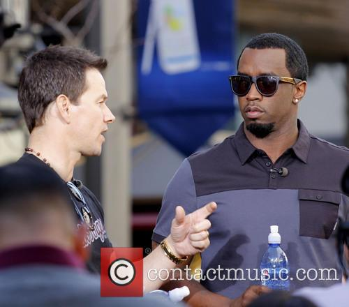 Sean 'Diddy' Combs, Mark Wahlberg