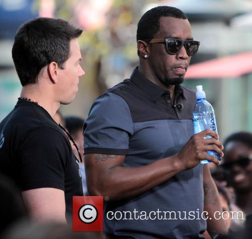 Mark Wahlberg and Sean 'diddy' Combs 8