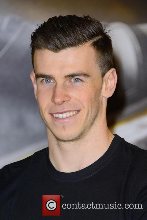 Gareth Bale at the Adidas Performance Store