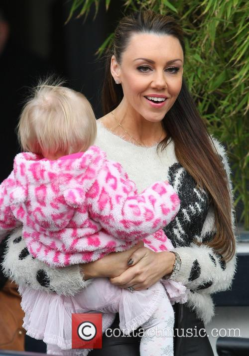 Faith Hanley and Michelle Heaton 2