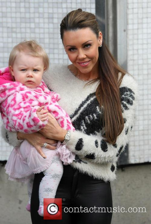 Faith Hanley and Michelle Heaton 1