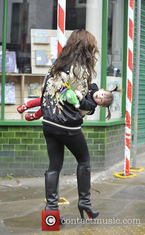 Myleene Klass and Hero Quinn 6