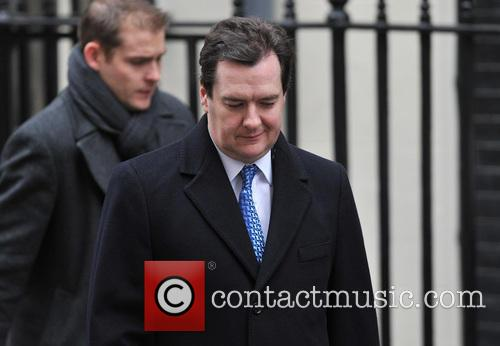 David Cameron and Chancellor George Osborne 5