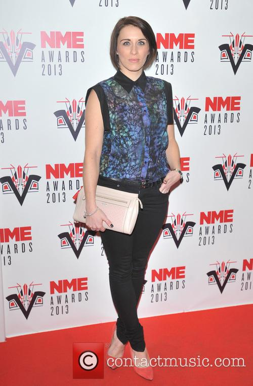 vicky mcclure nme awards 3531450