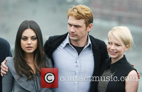 James Franco, Mila Kunis and Michelle Williams 7