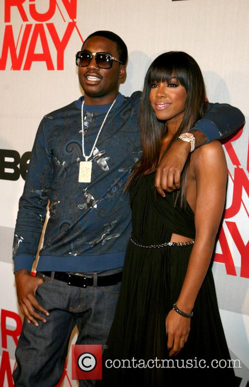 Meek Mill and Kelly Rowland 4