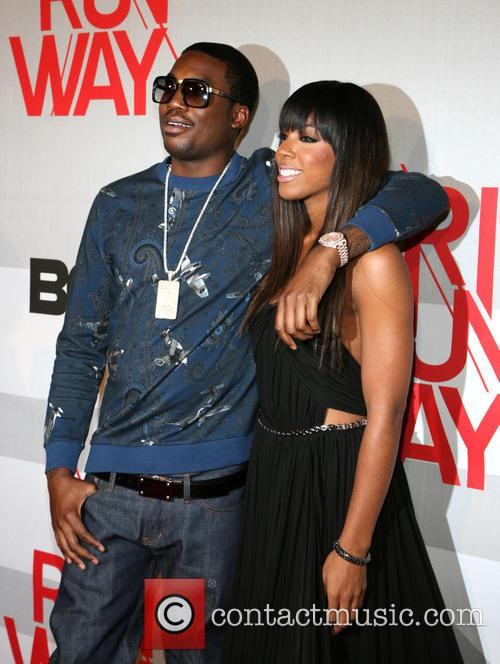 Meek Mill and Kelly Rowland 6