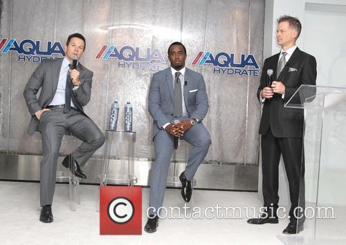 Mark Wahlberg, Sean Combs, John Cochran