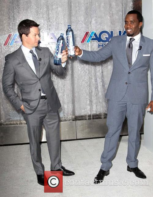 Mark Wahlberg and Sean Combs 7