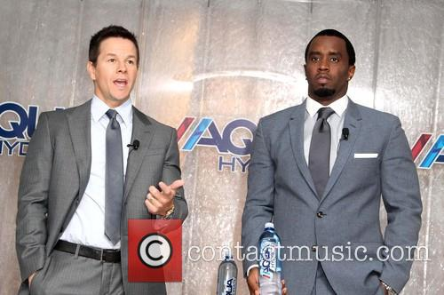 Mark Wahlberg and Sean Combs 10
