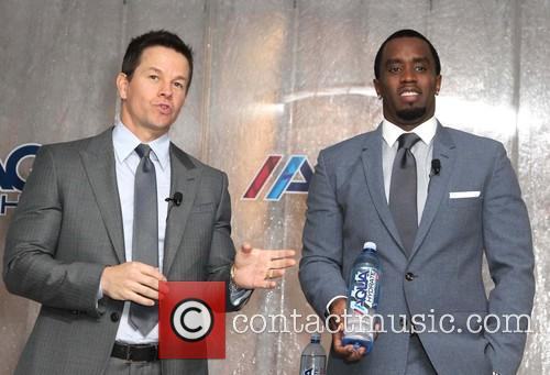 Mark Wahlberg and Sean Combs 1