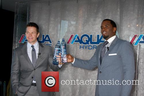 Mark Wahlberg and Sean Combs 2