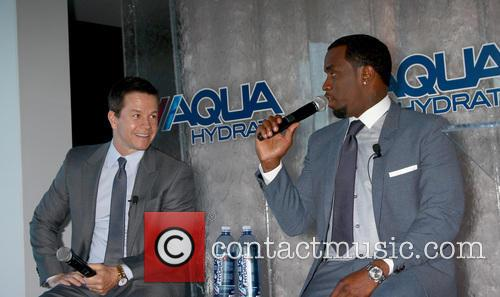 Mark Wahlberg and Sean Combs 3