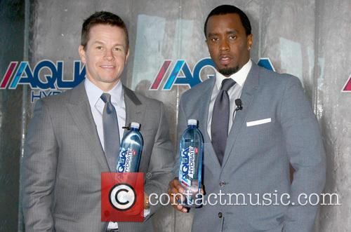 Mark Wahlberg and Sean Combs 5