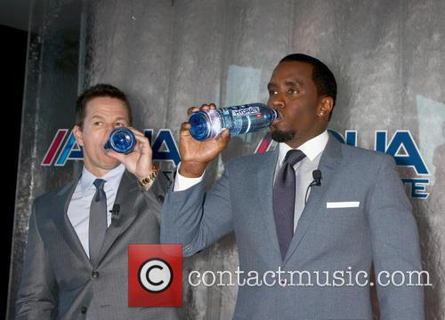 Mark Wahlberg and Sean Combs 6