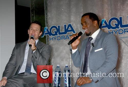 Mark Wahlberg and Sean Combs 8