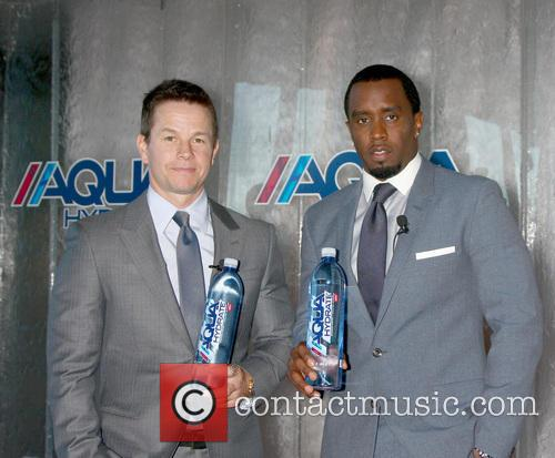 Mark Wahlberg, Sean Combs, Private Location