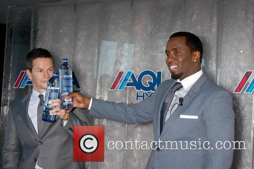 Mark Wahlberg and Sean Combs 9