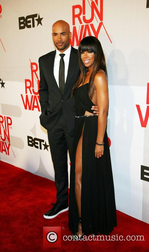 Boris Kodjoe and Kelly Rowland 1