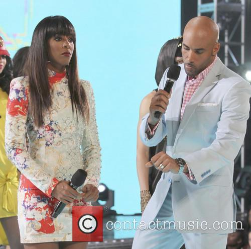 Kelly Rowland and Boris Kodjoe 3