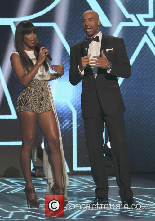 Kelly Rowland and Boris Kodjoe 7