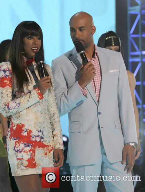 Kelly Rowland and Boris Kodjoe 8