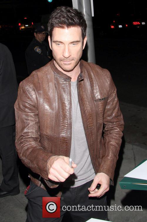 dylan mcdermott celebrities at the paley center 3532334