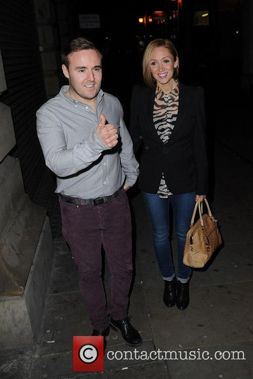 Alan Halsall and Lucy Jo Hudson 3