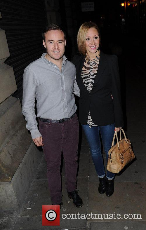 Alan Halsall and Lucy Jo Hudson 1