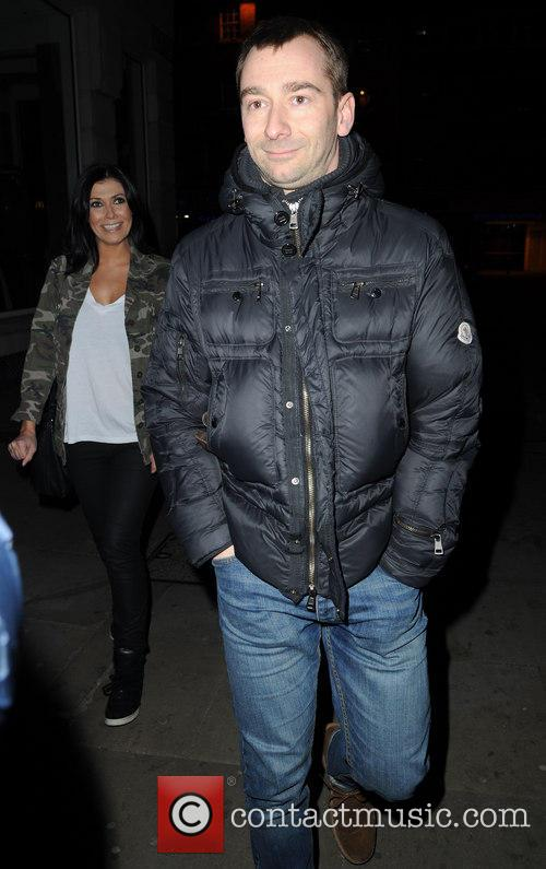 Charlie Condou and Kym Marsh 2