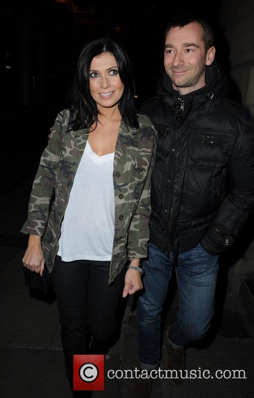 Kym Marsh and Charlie Condou 2
