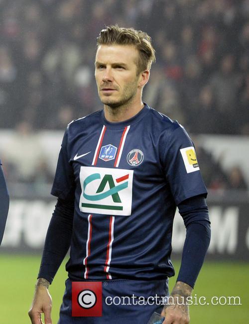 David Beckham 7