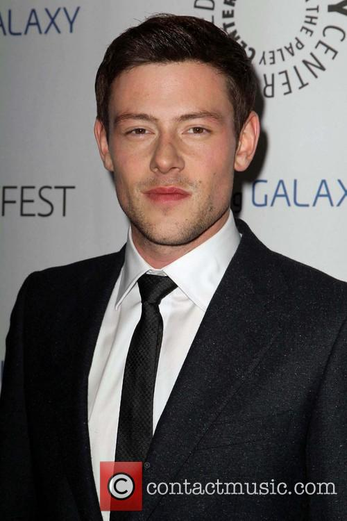 Corey Monteith at Paleyfest Icon Awards