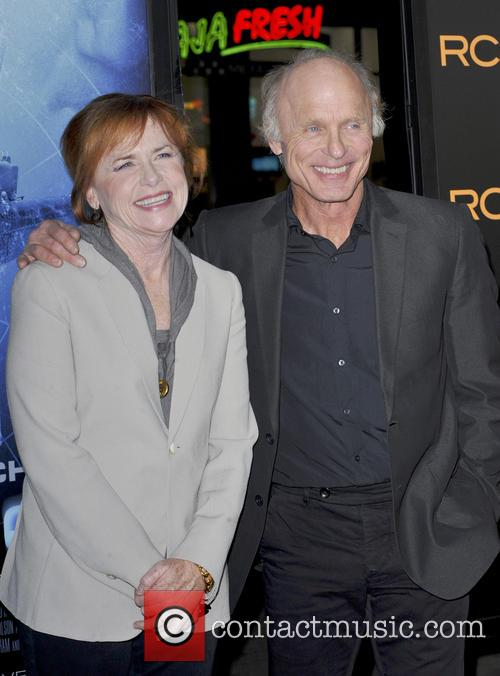 Ed Harris and Wife Amy Madigan 4