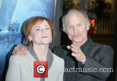 Ed Harris and Amy Madigan 8
