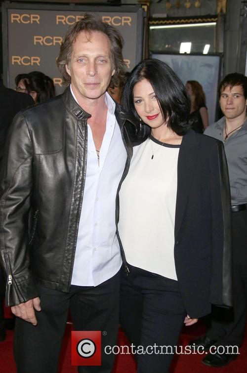 William Fichtner and Kimberly Kalil 2