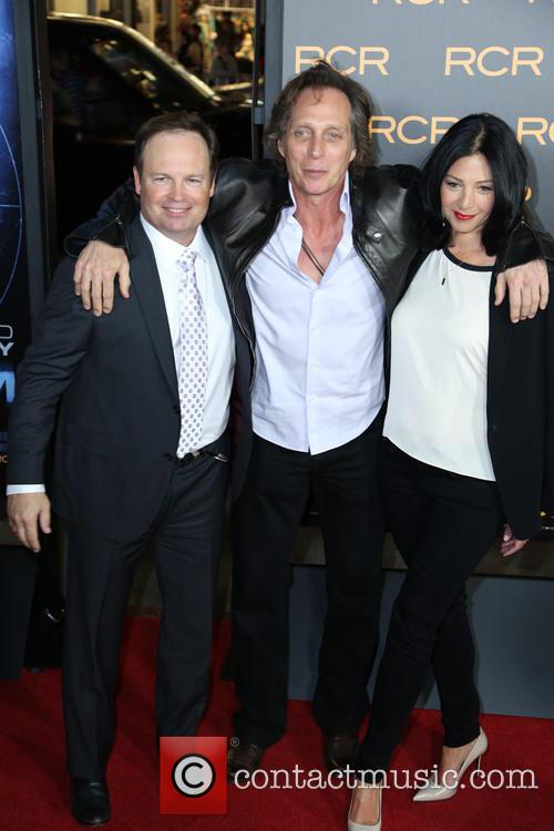 Todd Robinson and William Fichtner 2