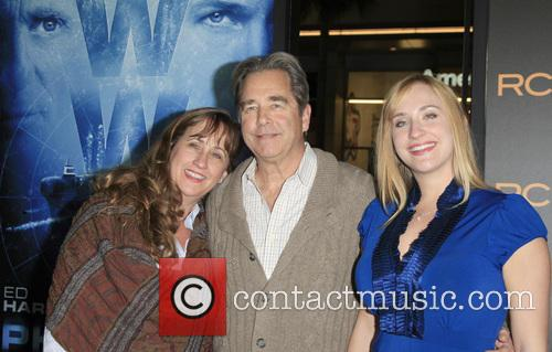 Beau Bridges, Wife and Daughter 3