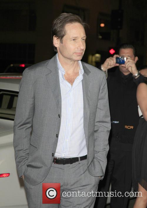 David Duchovny, TCL Chinese Theater